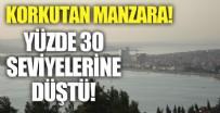 ARAŞTIRMA MERKEZİ - O gölde korkutan manzara!