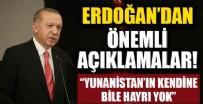 HASSASIYET - Başkan Recep Tayyip Erdoğan 2020-2021 adli yılının açılışında konuşuyor