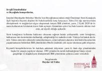 Beyoğlu Belediyesinden Örnektepe Semt Konağı Açıklaması