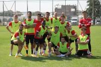 Eskişehirspor Taktik Ve Pas Çalıştı