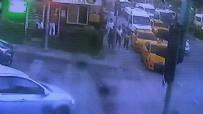 UĞUR MUMCU - Genç kızlar sokak ortasında dehşeti yaşadı!