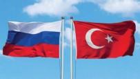 DıŞIŞLERI BAKANLıĞı - Rusya ile kritik görüşme!