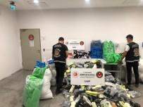 Sarp Gümrük Kapısından 279 Bin Lira Değerinde Gıda Takviyesi, Spor Ayakkabısı Ve Elektronik Parça Yakalandı