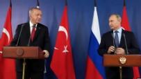 LİBYA BAŞBAKANI - Türkiye ve Rusya anlaştı!