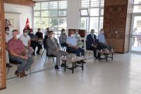 Akşehir'de Okullara Hijyen Malzemeleri Dağıtımı