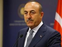 KıBRıS - Bakan Çavuşoğlu'ndan önemli açıklamalar!