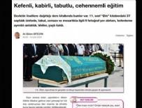 CENAZE NAMAZI - Cumhuriyet ve Sözcü'den din düşmanlığı!