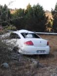 Kastamonu'da Otomobil Şarampolde Takla Attı Açıklaması 1 Ölü