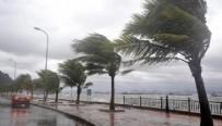 AVRUPA - Meteorolojiden kuvvetli rüzgar uyarısı!