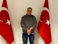 YAKALAMA KARARI - MİT'ten nefes kesen operasyon!