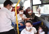 Nusaybin'de Korona Virüs Denetimleri Sürüyor