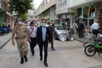 Taşova'da En Kapsamlı Korona Virüs Denetimi