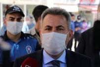 Vali Elban Açıklaması 'Çok Kısa Süre İçerisinde Yangının Kontrol Altına Alındığı Haberi Gelir'