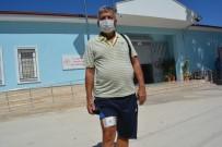DERNEK BAŞKANI - Ayvalık'ta darp edilen hemşireleri kurtarmak isteyen hasta bıçaklandı
