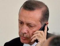 İSPANYA - Başkan Erdoğan'dan kritik görüşme!