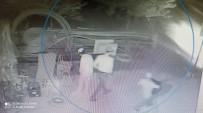 Boru Hırsızları Kamera Görüntülerinden Yakalandı
