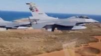 KıBRıS - F-16'lar havalandı!