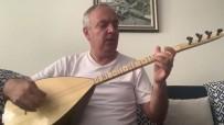 Karantinada Olan Belediye Başkanı Bağlamasıyla Konser Verdi