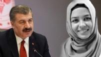 SELÇUK ÜNIVERSITESI - Sağlık Bakanı Fahrettin Koca'dan duygu yüklü paylaşım