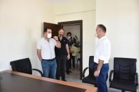 Taşova Orman İşletme İdari Hizmet Binası Yenileniyor