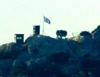 HELIKOPTER - Yunanistan'dan bir provokasyon daha!