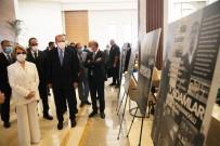 TANSU ÇİLLER - Erdoğan ve Çiller 12 Eylül fotoğraf sergisini gezdi