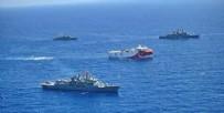 SAVUNMA BAKANLIĞI - Güney Kıbrıs'tan küstah açıklama