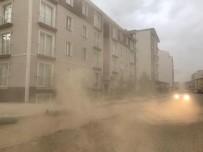 DOLU YAĞIŞI - Meteoroloji'den Kırıkkale için toz fırtınası uyarısı