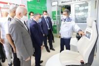 Vali Cevdet Atay Sanayi Kuruluşlarını Ziyaret Etti