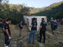 Vali Doruk, Kazada Yaralanan Maden İşçilerini Ziyaret Etti