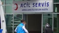 KARIN AĞRISI - Hastane tuvaletinde doğum skandalı!