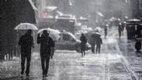 KARADENIZ - Meteorolojiden  kritik yağış uyarısı!