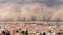 GÜNEYDOĞU ANADOLU - Yeni bir kum fırtınası yolda mı?