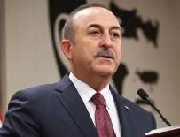 ÇAVUŞOĞLU - Bakan Çavuşoğlu'ndan Oruç Reis açıklaması