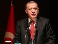 KıZıLAY - Başkan Erdoğan'dan taziye mesajı!