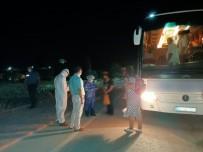 Covid-19'Lu Hasta Şehirlerarası Otobüste Yakalandı