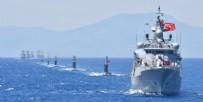 HAKKANIYET - Cumhurbaşkanlığı Sözcüsü Kalın'dan 'Doğu Akdeniz' mesajı