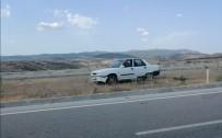 Ezine'de Trafik Kazası Açıklaması 3 Yaralı