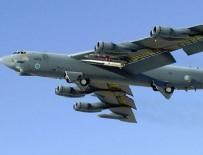 KARADENIZ - Karadeniz'de gerilim! ABD bombardıman uçağı gönderdi!