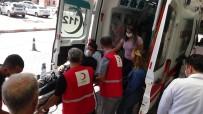 Kızılay Şehidi İle Yaralısı Türkiye'ye Getirildi