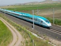 HıZLı TREN - O ilimize müjde! Hızlı tren...!!!