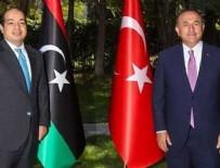 ÇAVUŞOĞLU - Bakan Çavuşoğlu'ndan kritik temas!