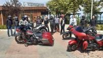 Başkan Yanmaz Klasik Motosiklet Tutkunlarıyla