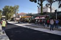 Büyükşehir Belediyesi Kış Gelmeden Yol Çalışmalarını Tamamlıyor