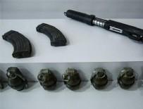 DENETİMLİ SERBESTLİK - DHKP-C'nin silahları bakın nereden çıktı
