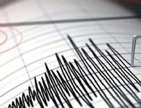 BOĞAZIÇI ÜNIVERSITESI - Malatya'da korkutan deprem!