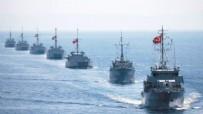 SAKIZ ADASI - Türkiye'den yeni NAVTEX ilanı!