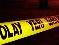 SAĞLIK EKİBİ - Türküevine silahlı saldırı: 1 yaralı