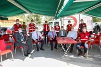 Çelik Ve Kavuş'tan 'Kan Ver Hayat Kurtar' Çağrısı