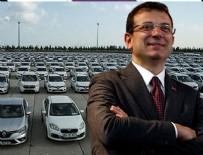 TİCARİ ARAÇ - İBB canı sıkıldıkça araç kiralıyor!